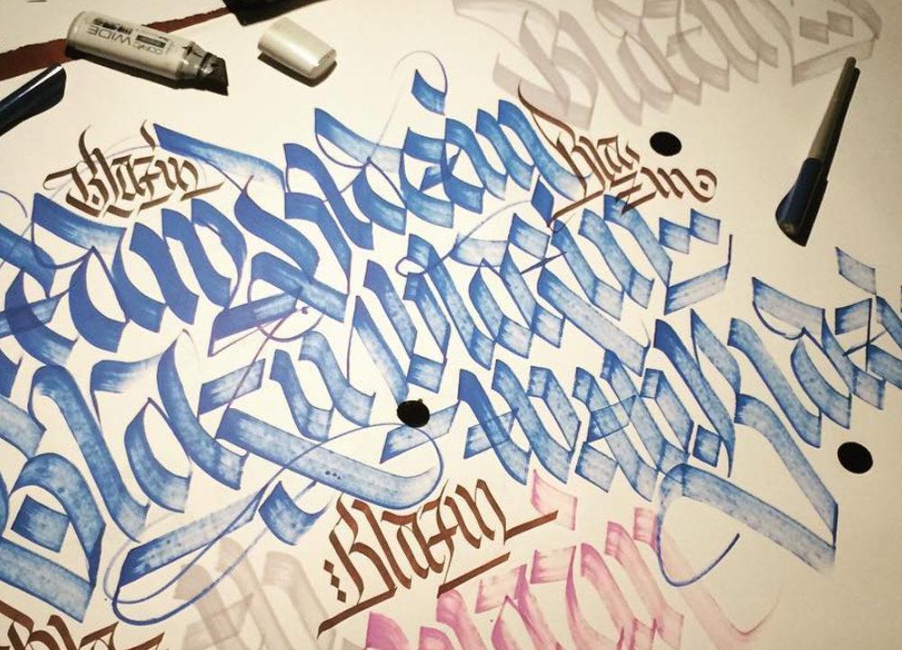 Calligrafie workshop