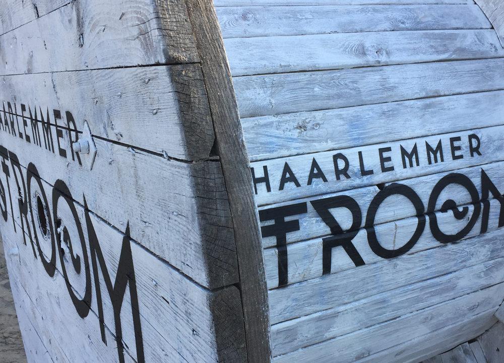 Schildering Haarlemmerstroom