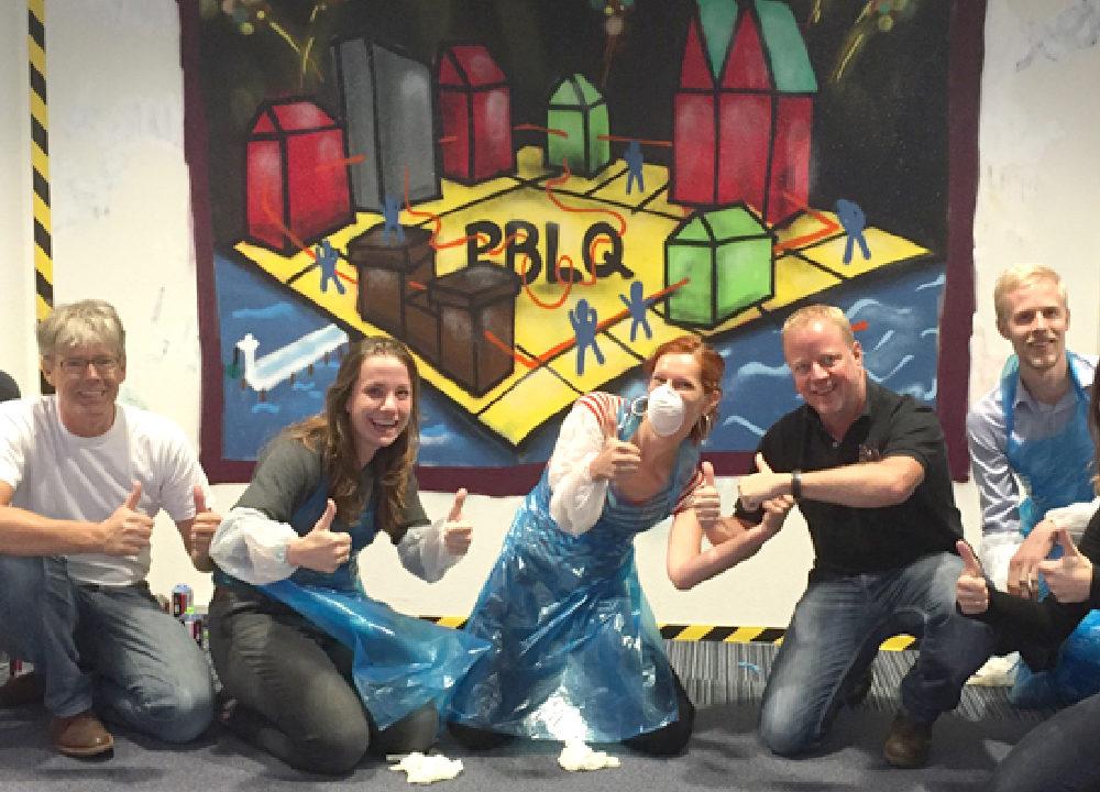 Graffiti workshop PBLQ Den Haag