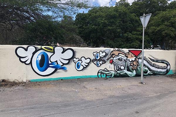 Schilderingen Curacao